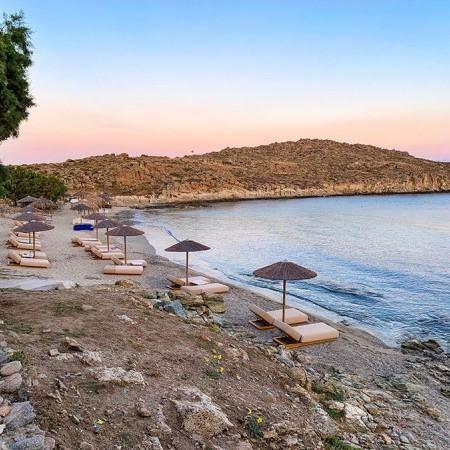 villa cap de l'eau beach in walking distance
