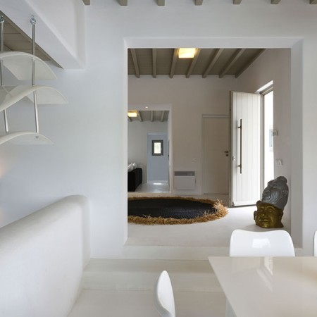 Mykonos villa for rent Daphne