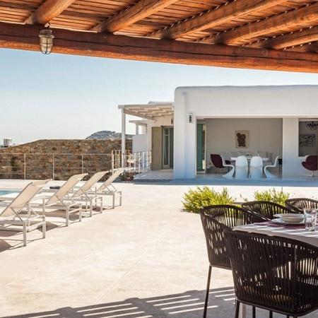 Elia retreat III villa for rent in Mykonos