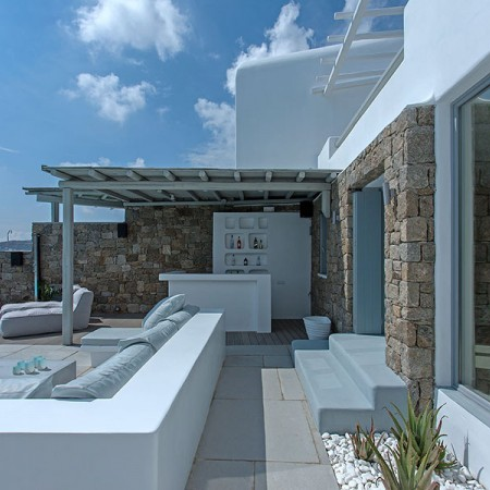 villa Isolde Mykonos