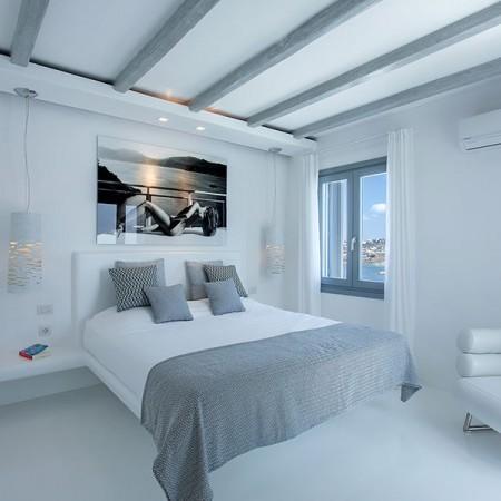 5 bedroom villa rental close to Mykonos town