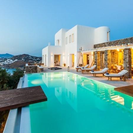 villa joya mykonos