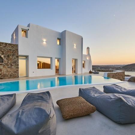 Luxury Villa Lee Lou in Ftelia, Mykonos