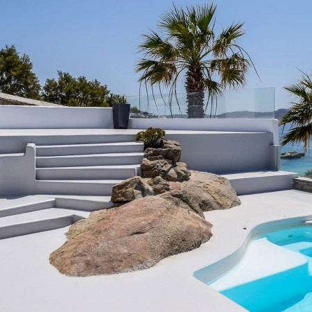 mykonos villa for rent in Aleomandra