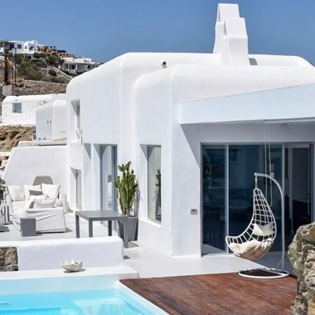 5-bedroom villa Lunetta Mykonos