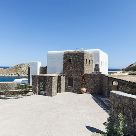 7 bedroom villa rental in Myconos