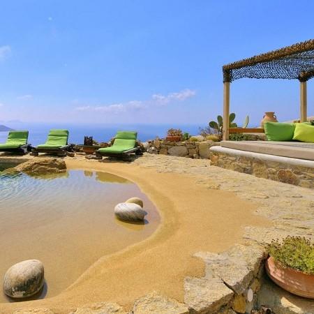 Villa Mykonos Gem exterior