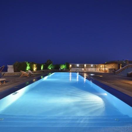 villa paradise mykonos