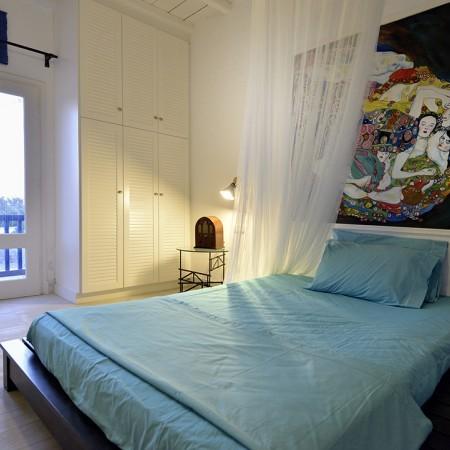 villa paradise master bedroom