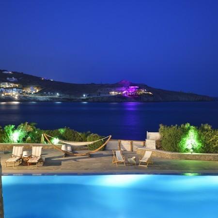 mykonos villa paradise