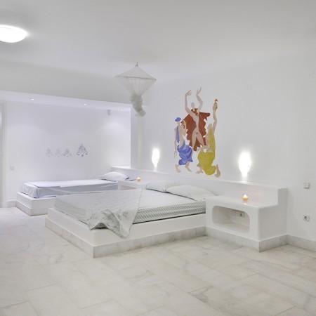 double bedroom villa