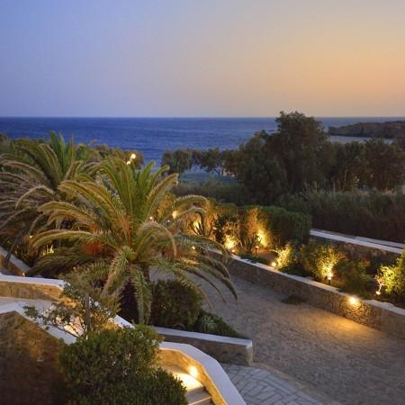 villa apradies mykonos exterior