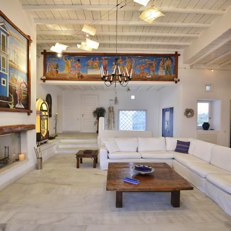 mykonos villa 8 bedrooms