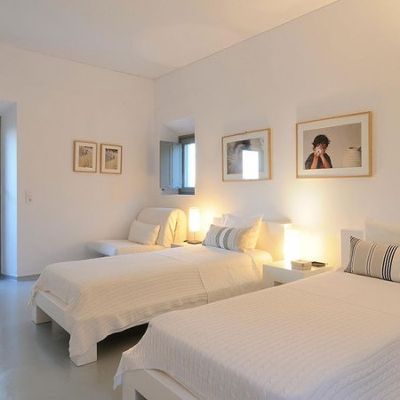 Mykonos town villa rental