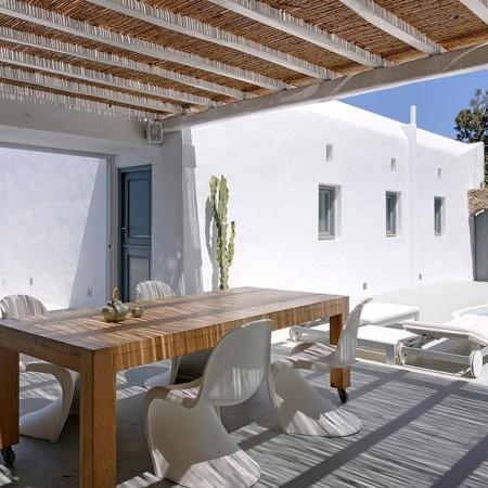 villa rental Mykonos town