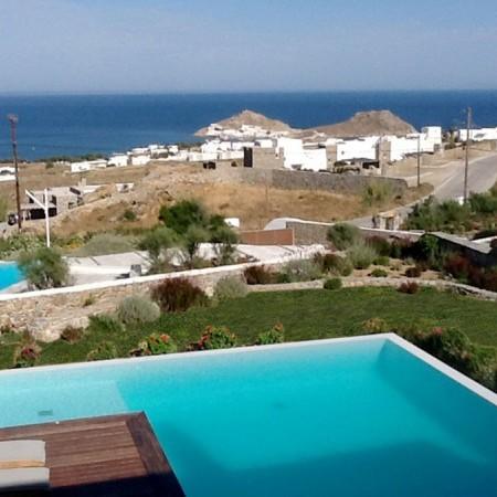 Mykonos villa Punta