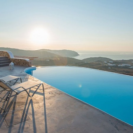 summer holidays rental myconos