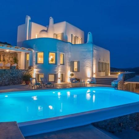 myconos villa for vacation rental