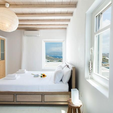 5 bedroom villa rental in Myconos