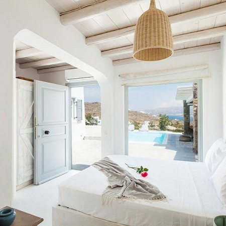 5 bedroom villa rental in Myconos
