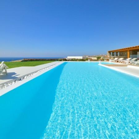 seascape villas Mykonos