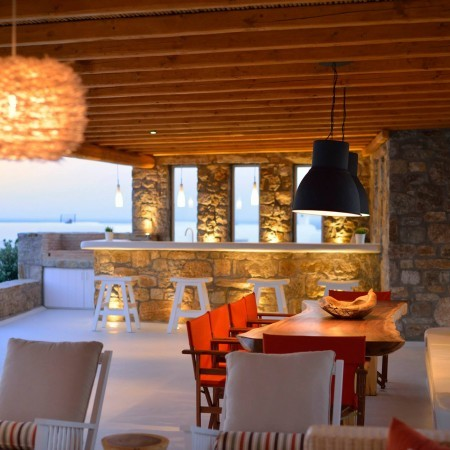 Mykonos villa Seascape 3
