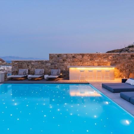 villa Tristan Mykonos