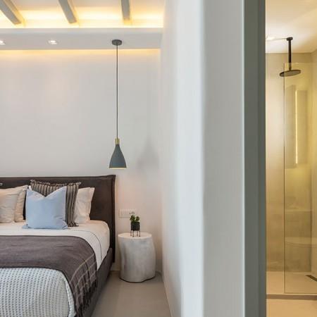 4 bedroom villa Tristan Mykonos