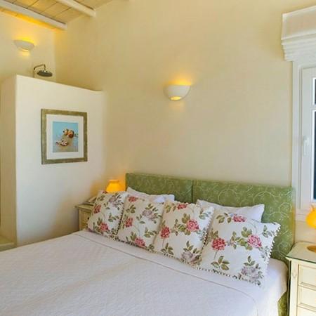 mykonos villa with 7 bedrooms