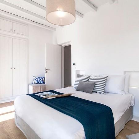 villa Butterfly double bedroom