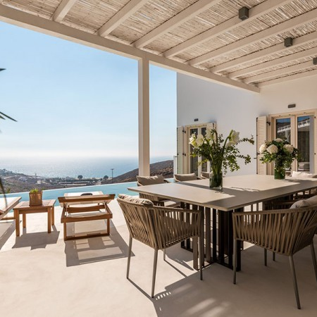 villa rental Elia mykonos