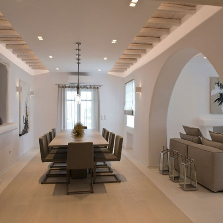 8 bedroom villa Mykonos