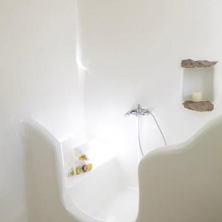 villa crystal shower