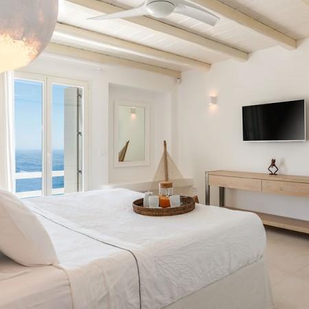 myconos house for rent elia beach