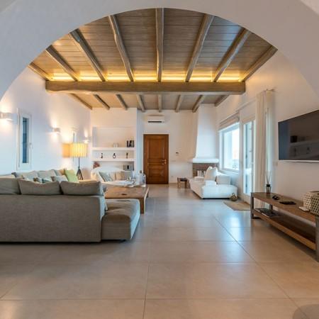 villa rental Levi Mykonos