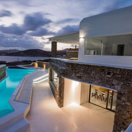 villa Martina mykonos