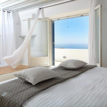 vaster bedroom sea view
