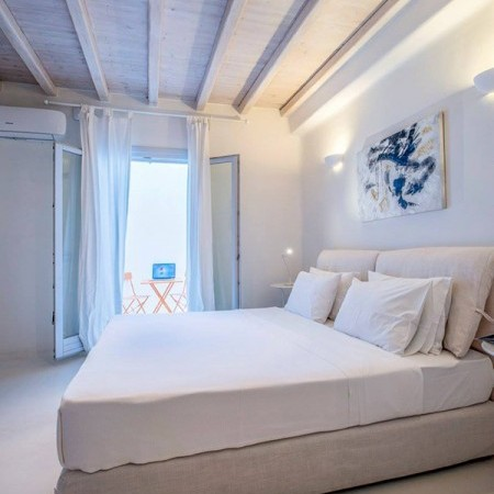 Mykonos villa 9 bedrooms