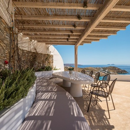 Mykonos Villa Odette