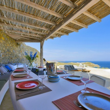 Mykonos villa for rent