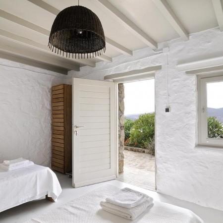 mykonos villa guest house