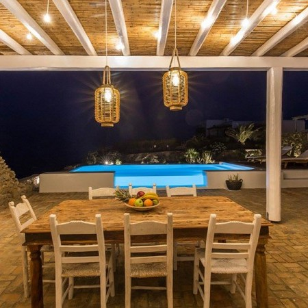 5 bedroom villa for rent in Mykonos