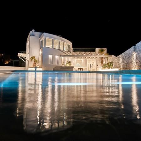 Mykonos villa Priam