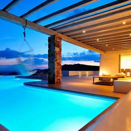 villa Purple Mykonos Lia
