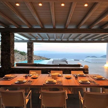 villa Purple ii in Mykonos