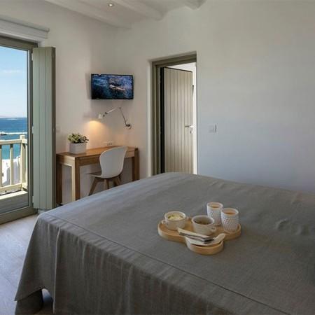 villa Meliya bedroom