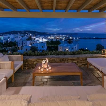 7 bedroom villa in Mykonos