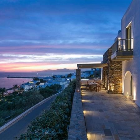 7 bedroom villa rental in Mykonos