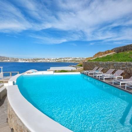 villa solere Mykonos