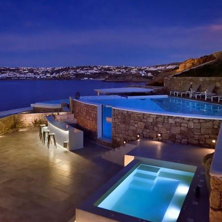 Ornos villa Mykonos
